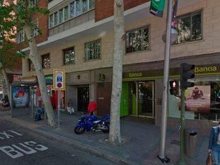 Dos individuos atracan una sucursal de Bankia mediante la técnica del butrón