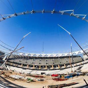 Aficionados del Atlético quieren impedir el traslado del club al Wanda Metropolitano
