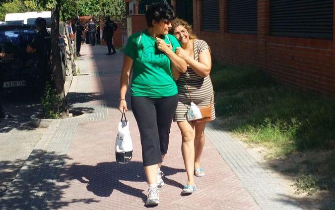 Desahuciada una mujer y sus dos hijos en Alcalá de Henares
