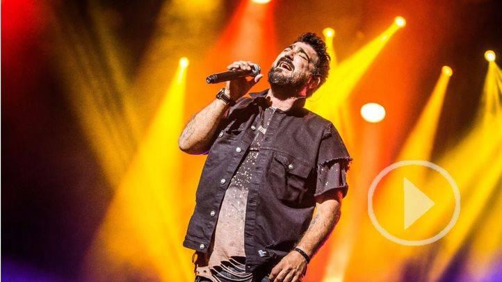 Antonio Orozco se sincera con su música en el Teatro Real