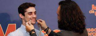 Se ultima la figura de cera de Javier Fernández, que estará lista en diciembre