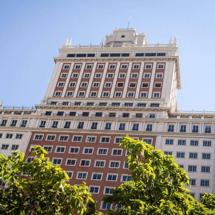 Los proyectos Edificio España, Mahou-Calderón y Beti Jai, desbloqueados