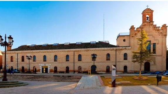 El alcalde de Pinto pide a la Comunidad que se agilice la reforma del Centro Municipal de Cultura