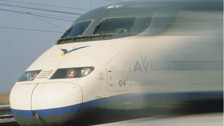 Tren de alta velocidad en su 25 aniversario.