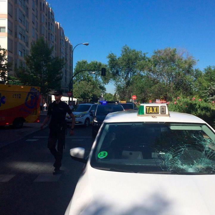 Herido muy grave un hombre de 84 años, atropellado en el barrio del Pilar