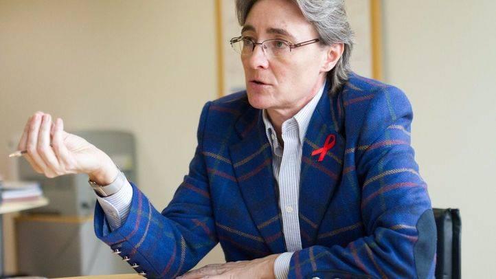Foto de archivo: Marta Higueras, alcaldesa en funciones de Madrid.