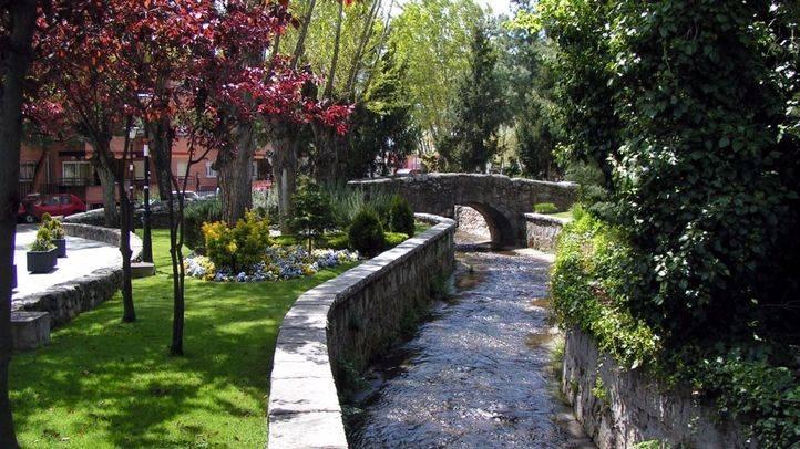 Puente medieval de Soto del Real