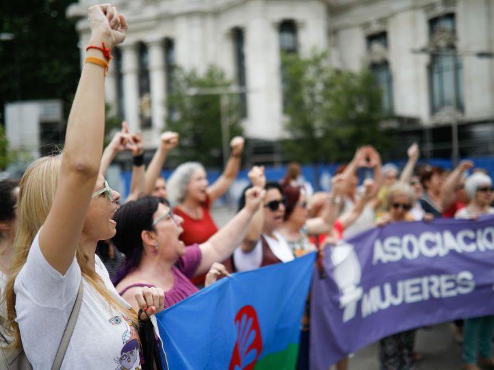Las muertes por violencia machista en Madrid crecen un 400 % en el último año