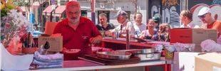Limonada, verbenas y festival de colores para celebrar las fiestas de San Cayetano y San Lorenzo