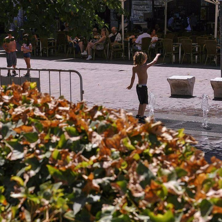 Se mantiene el nivel 2 de alerta por calor: se prevé máximas de 39,2 grados