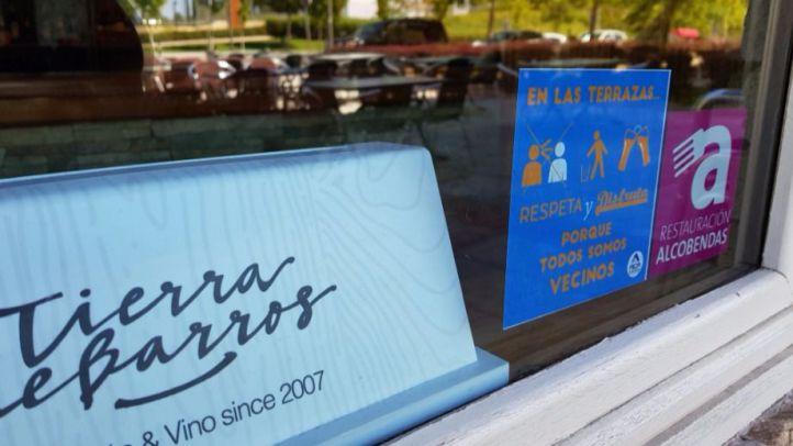 Hosteleros VS vecinos: Alcobendas mueve ficha