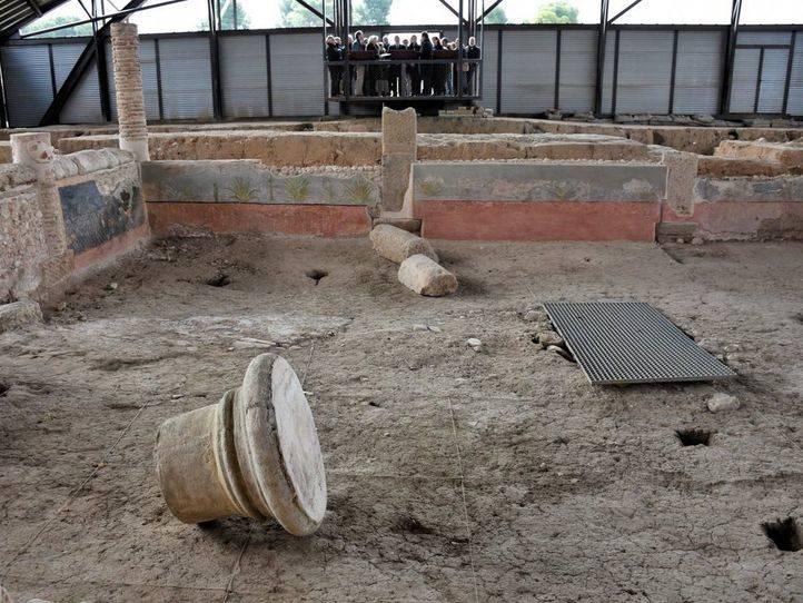 Una colecta para excavaciones arqueológicas en el yacimiento prerromano de Complutum