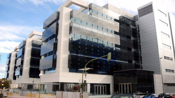 Edificio de oficinas en Las Tablas
