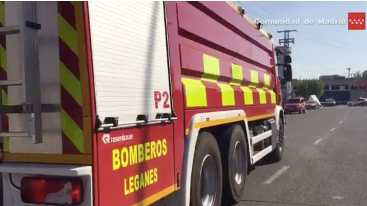 Sanidad reacondiciona las salas afectadas tras el incendio del psiquiátrico de Leganés
