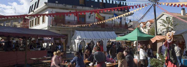 Espuma, bailes, concursos y comidas populares para las fiestas de Becerril de la Sierra