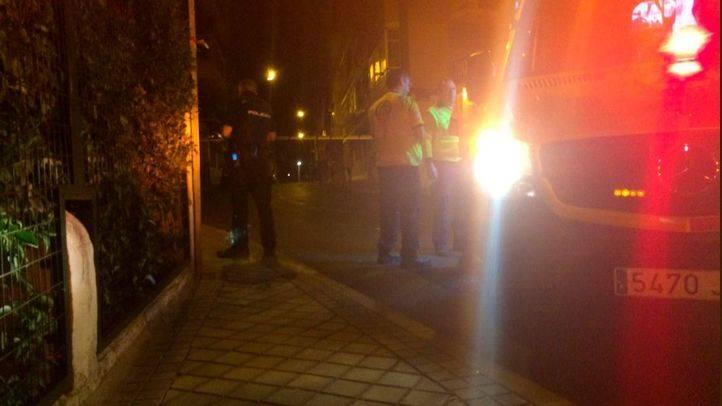 El Samur ha atendido al policía municipal apuñalado en Vicálvaro, pero finalmente ha confirmado el fallecimiento.