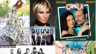 Principales artistas que actuarán en las fiestas de Alcorcón en septiembre.