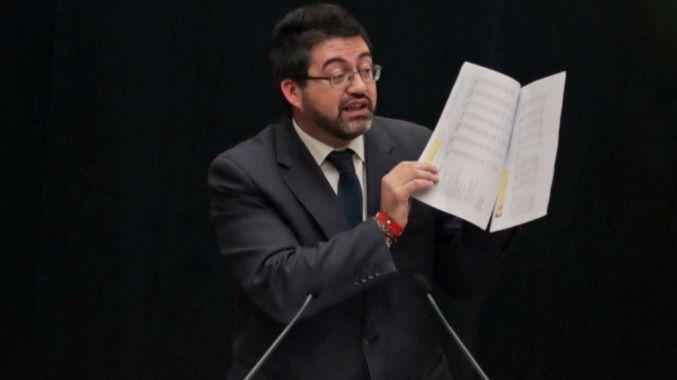 Sánchez Mato, en una imagen de archivo.