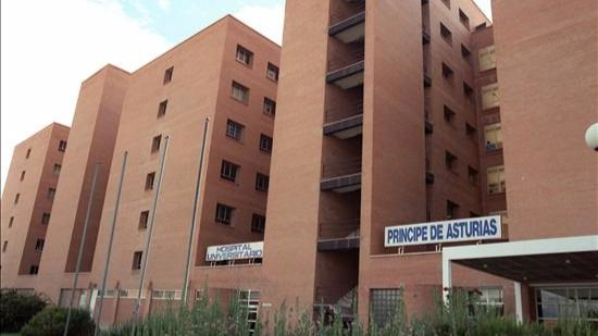 Familias y pacientes del Hospital de Alcalá,