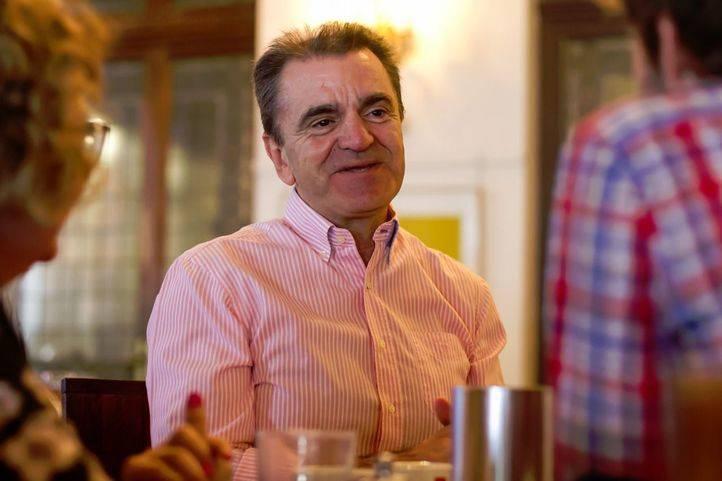 José Manuel Franco, candidato a las primarias para la Secretaría General del PSOE-M