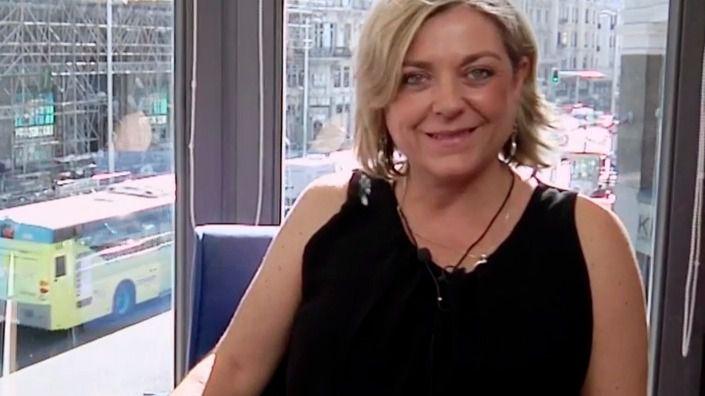 La escritora Consuelo Sánchez Naranjo