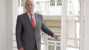 El presidente de la AEHM, Gabriel García