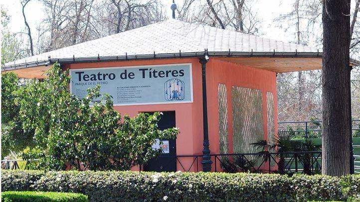 Teatro de Títeres.