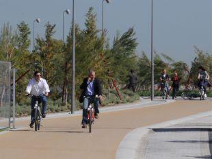 Ya están listos últimos itinerarios ciclistas previstos para 2017