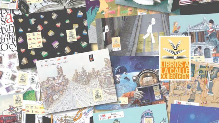 'Libros a la calle' trae el catalán al Metro madrileño de la mano de Josep Pla