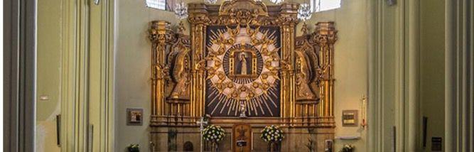 La misa de La Paloma, en pantalla grande