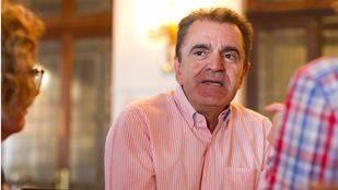 José Manuel Franco, en la última entrevista que le concedió a Madridiario hace apenas unos días. (Archivo)
