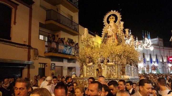 Procesión de la Virgen de La Paloma 2017