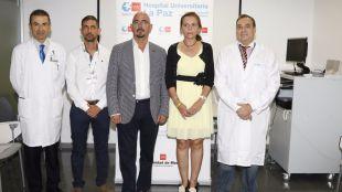 El Hospital de La Paz iniciará un estudio sobre el síndrome de Wolf-Hirschhorn
