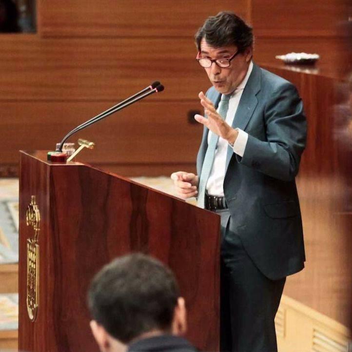 González, trasladado por falta de espacio al 'módulo de la UNED'