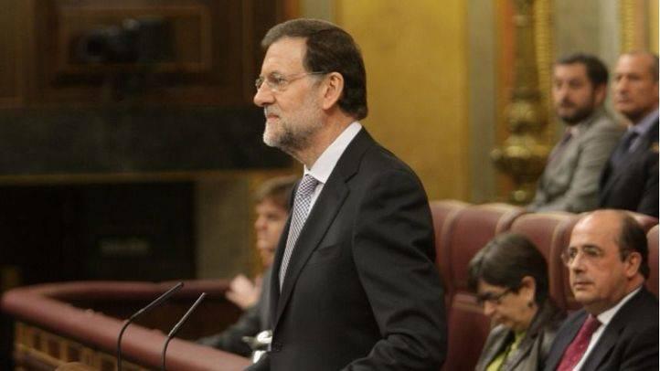 Rajoy, Sánchez, Puigdemont y Colau,