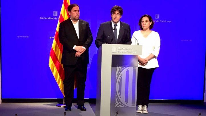 La Generalitat confirma dos detenciones
