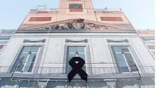 El centro de Barcelona, cerrado de nuevo por el minuto de silencio
