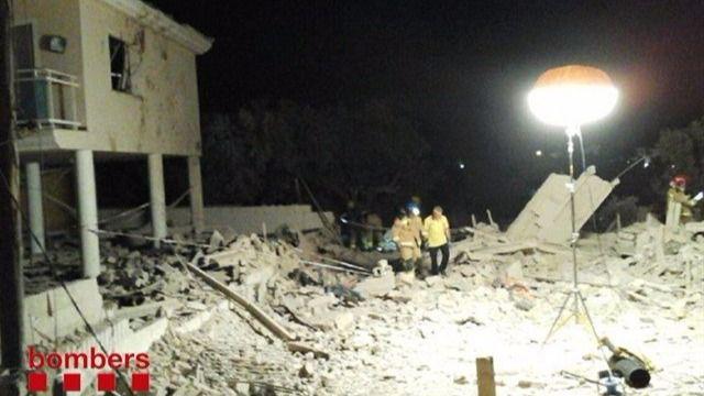 La investigación busca conexiones con la explosión en un chalé de Alcanar