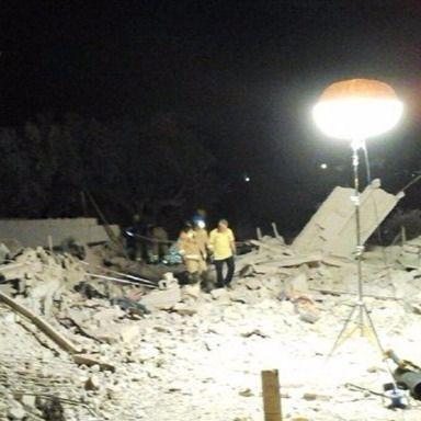 La Policía encuentra un segundo muerto bajo los escombros de la casa de Alcanar