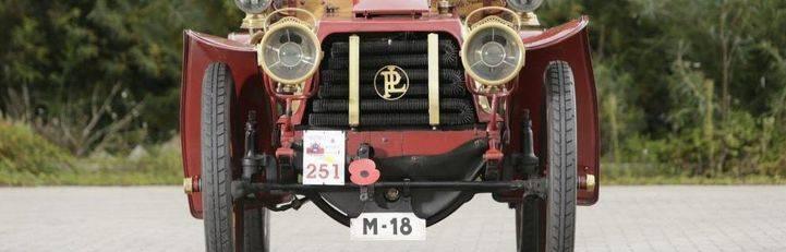 Hace 110 años se matriculó el primer coche en Madrid