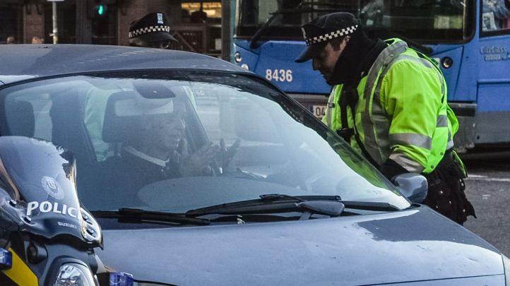 Los peores conductores de España, los madrileños