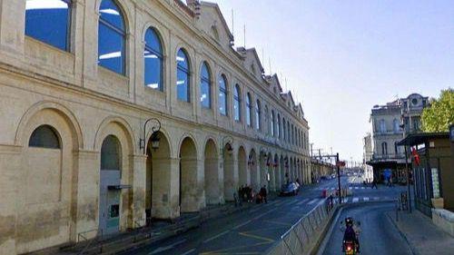 Estación de trenes de Nîmes