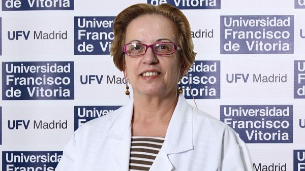 María Teresa Soy, autora del libro 'La Mirada de Sara Nosly'.
