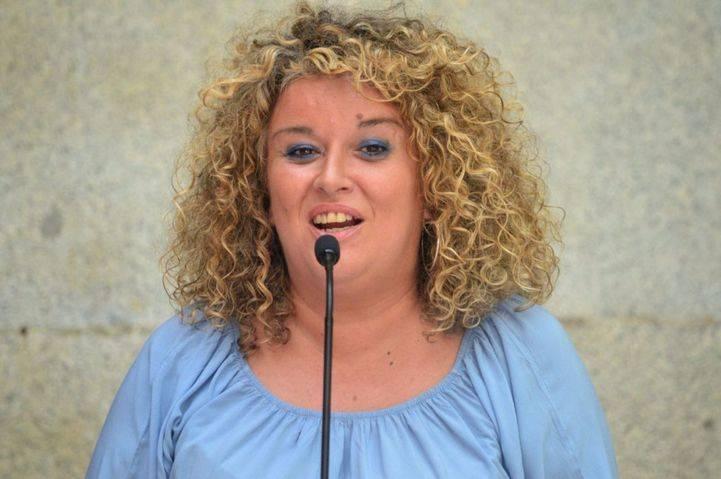 La alcaldesa de Aranjuez, Cristina Moreno (archivo)
