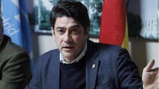 David Pérez, alcalde de Alcorcón. (Archivo)