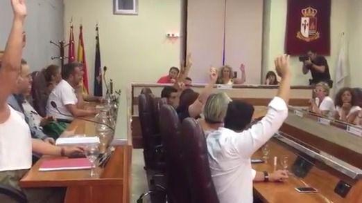 Aranjuez Ahora responsabiliza al PSOE de haber