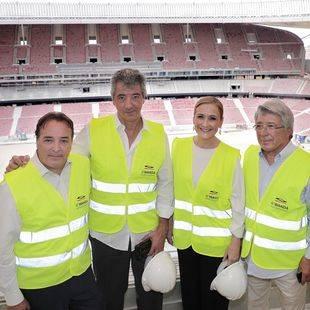 El Wanda Metropolitano será un