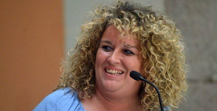 Cristina Moreno, alcaldesa dimitida de Aranjuez.