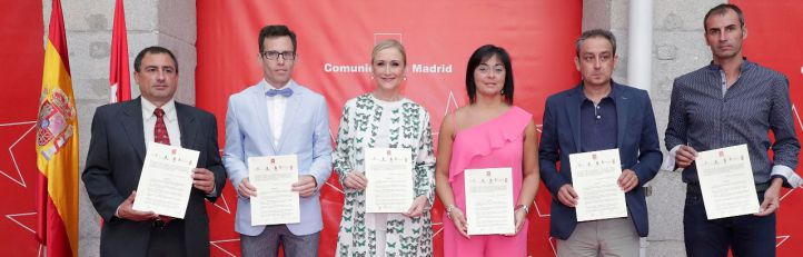 Cinco nuevos municipios en el programa 'Villas de Madrid'