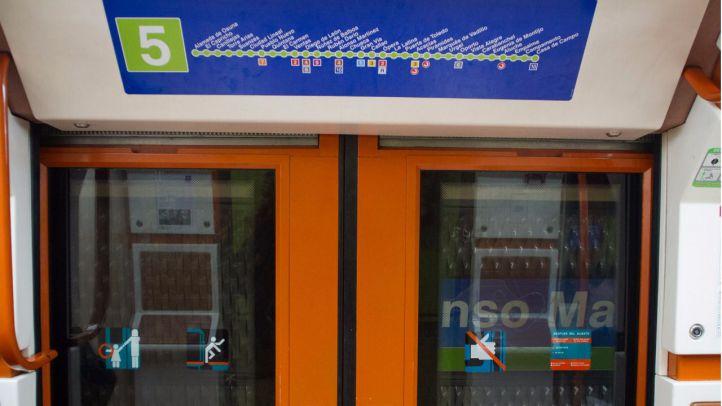La línea 5 de Metro abrirá antes de lo previsto